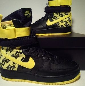 Nike Air Force 1 High SF AF1 Men Size 13